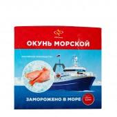 Тушки окуня морского  3 кг (8шт.*3кг)