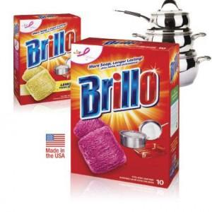"Губки моющие ""Brillo"""