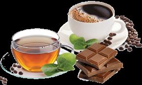 Чай, кофе и напитки