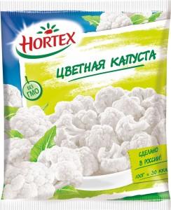 ЦВЕТНАЯ КАПУСТА ЗАМОРОЖЕННАЯ HORTEX