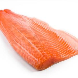 Филе лосося Н.К. trim D