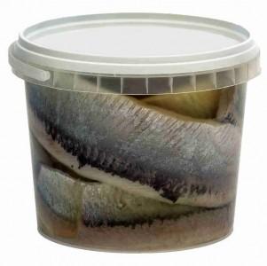 Филе сельди в масле 0,5 кг
