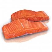 Филе лосося без кожи 200гр.