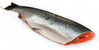 Тушка Горбуши морской без головы (дикой) 20 кг.