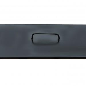 Крышка металлическая для мангала 800мм