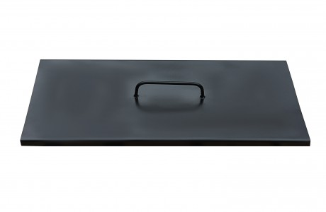 Крышка металлическая для мангала 600мм