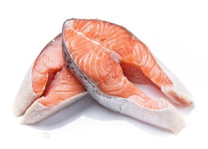 Стейки лосося 1 кг