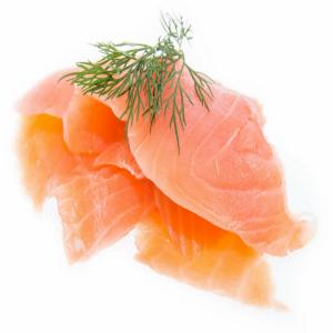 Филе лосося (Семга) сл. соли с укропом от 200 гр.