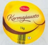 Сыр Milbona kermajuusto, 31%