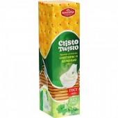 """Крекер """"Кристо-Твисто"""" сметана и зелень"""