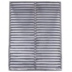Решетка чугунная 370 х 555 мм на мангал