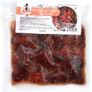 Салат из мини-осьминогов с/м