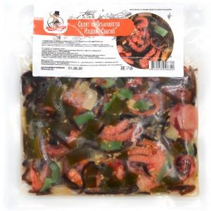 Салат из осьминогов Иидако Сансай