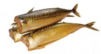 Рыба копчёная и солёная