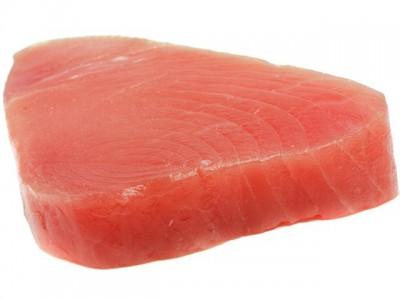 Стейки тунца (медальоны) 0,5 кг